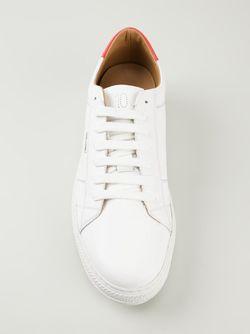 Кеды С Контрастными Деталями Marc Jacobs                                                                                                              белый цвет