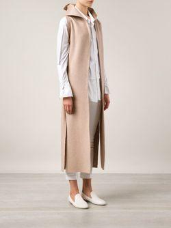 Пальто Без Рукавов SABINE LUISE                                                                                                              Nude & Neutrals цвет