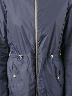 Спортивная Куртка С Капюшоном Herno                                                                                                              синий цвет
