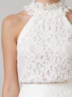 Marescot Lace Blouse MARTHA MEDEIROS                                                                                                              белый цвет