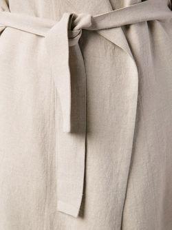 Накидка С Короткими Рукавами И Поясом DUSAN                                                                                                              Nude & Neutrals цвет