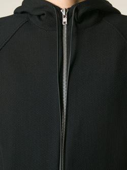 Фактурная Толстовка С Короткими Рукавами BERTHOLD                                                                                                              чёрный цвет