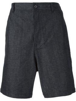Джинсовые Шорты Comme Des Garçons Shirt Boy                                                                                                              синий цвет