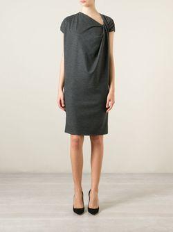 Платье Sonar Helmut Lang                                                                                                              серый цвет