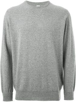 Свитер С Круглым Вырезом E. Tautz                                                                                                              серый цвет