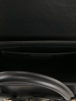 Маленькая Сумка Через Плечо Signature Versace                                                                                                              черный цвет