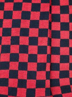 Носки В Клетку IN THE BOX                                                                                                              красный цвет