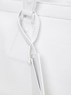 Сумка-Тоут На Молнии Giorgio Armani                                                                                                              белый цвет