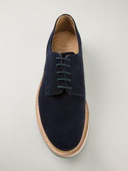 Туфли Дерби Church'S                                                                                                              синий цвет