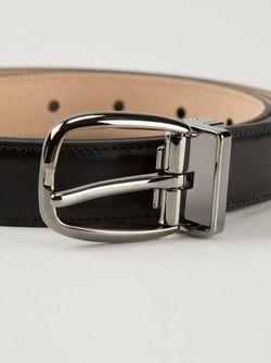 Классический Ремень Dolce & Gabbana                                                                                                              черный цвет