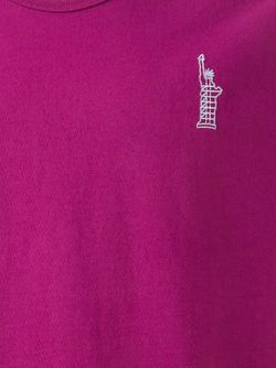 Футболка Statue Of Liberty Kenzo                                                                                                              розовый цвет