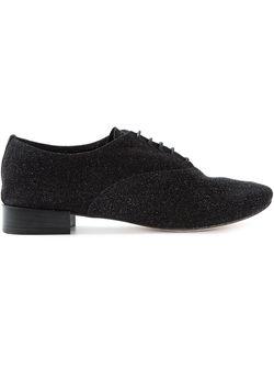 Туфли Zizi Repetto                                                                                                              чёрный цвет