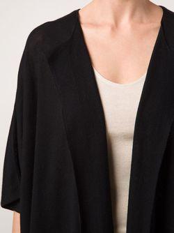 Кардиган С Открытым Передом Denis Colomb                                                                                                              черный цвет
