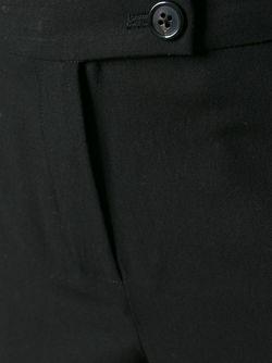 Шорты Строгого Кроя Ann Demeulemeester                                                                                                              чёрный цвет