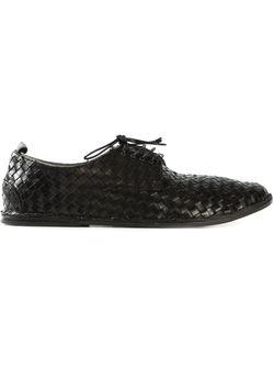 Туфли-Дерби Strasacco Marsell                                                                                                              чёрный цвет
