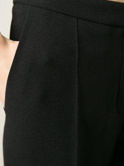Расклешённые Брюки Lanvin                                                                                                              чёрный цвет