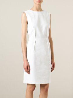 Платье Bel Acne Studios                                                                                                              белый цвет