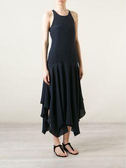 Платье Со Спинкой Рейсер Stella Mccartney                                                                                                              чёрный цвет