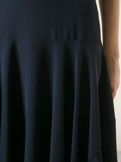 Платье Со Спинкой Рейсер Stella Mccartney                                                                                                              черный цвет
