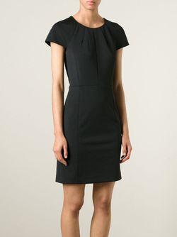 Приталенное Платье Sonia By Sonia Rykiel                                                                                                              черный цвет