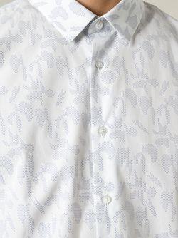 Рубашка С Короткими Рукавами Jil Sander                                                                                                              белый цвет