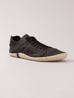 Creased Effect Trainers Osklen                                                                                                              чёрный цвет