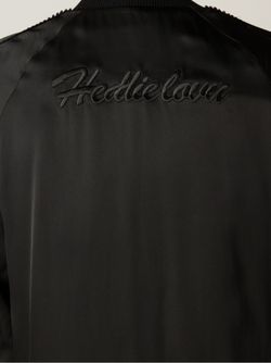 Куртка-Бомбер С Контрастной Окантовкой HL HEDDIE LOVU                                                                                                              черный цвет
