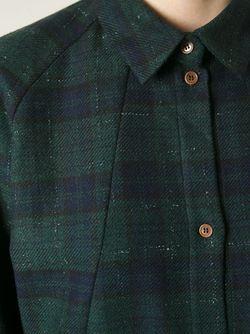 Getting Shirt Henrik Vibskov                                                                                                              зелёный цвет
