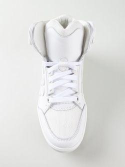 Хайтопы С Логотипом Dsquared2                                                                                                              белый цвет