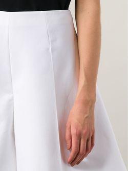 Wide Leg Shorts Delpozo                                                                                                              белый цвет