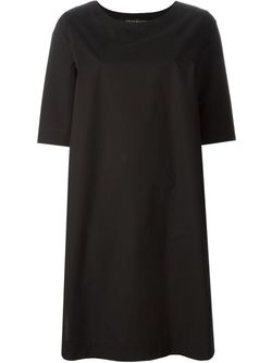 Платье Свободного Кроя Ter Et Bantine                                                                                                              черный цвет