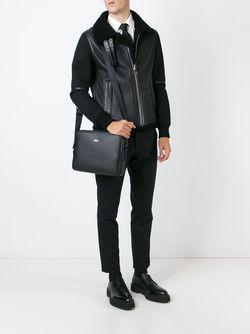 Сумка-Почтальонка Boss Hugo Boss                                                                                                              черный цвет