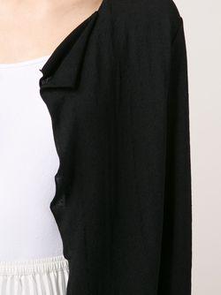 Кардиган С Оборками Lucien Pellat-Finet                                                                                                              черный цвет
