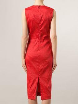Облегающее Платье Creatures of the Wind                                                                                                              красный цвет