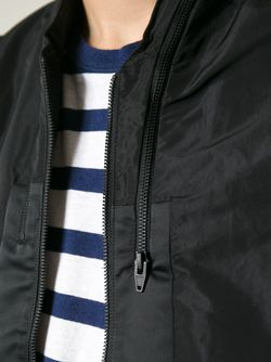 Спортивная Куртка С Панельным Дизайном T By Alexander Wang                                                                                                              черный цвет