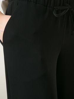 Широкие Брюки P.A.R.O.S.H.                                                                                                              чёрный цвет