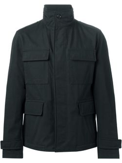 Куртка С Воротником-Стойкой Boss Hugo Boss                                                                                                              черный цвет