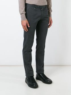 Chino Trousers Boss Hugo Boss                                                                                                              серый цвет