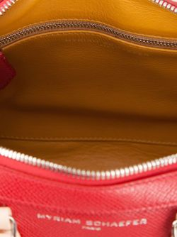 Сумка-Тоут Dante MYRIAM SCHAEFER                                                                                                              красный цвет