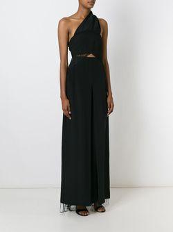 Широкие Брюки Costume National                                                                                                              черный цвет