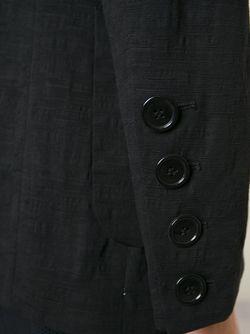 Блейзер Без Воротника Isabel Marant Étoile                                                                                                              чёрный цвет