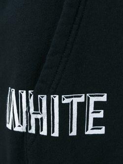 Толстовка С Принтом Логотипа OFF-WHITE                                                                                                              None цвет