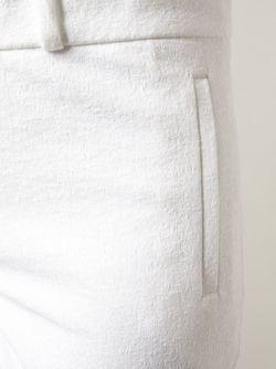 Укороченные Брюки New Eliston Joseph                                                                                                              белый цвет