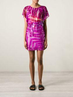 Платье С Поясом Iro                                                                                                              розовый цвет