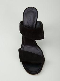 Босоножки Casandra ZEUS + DIONE                                                                                                              чёрный цвет