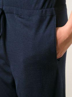 Комбинезон С U-Образным Вырезом Stella Mccartney                                                                                                              синий цвет