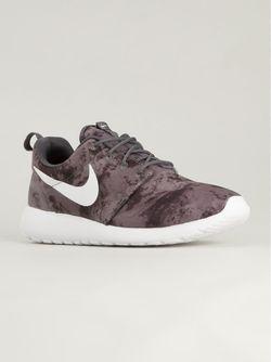 Кроссовки Roshe Nike                                                                                                              серый цвет