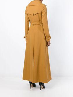 Пальто С Поясом Maison Margiela                                                                                                              None цвет