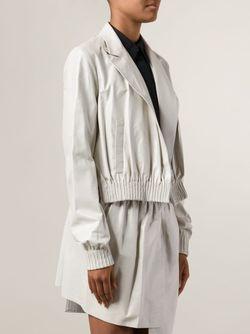 Пиджак Spencer Maison Rabih Kayrouz                                                                                                              белый цвет