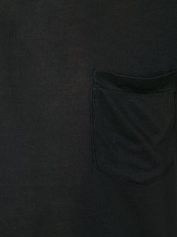 Классическая Футболка Saint Laurent                                                                                                              чёрный цвет